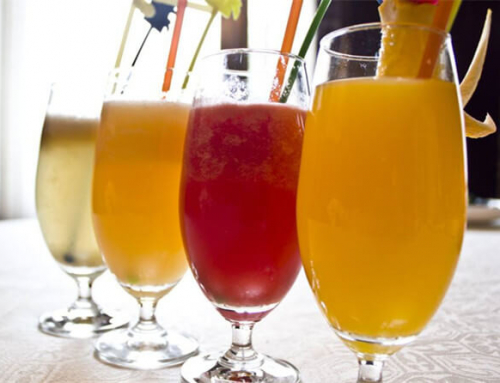 Love 100% Fruit Juices! Love Health!