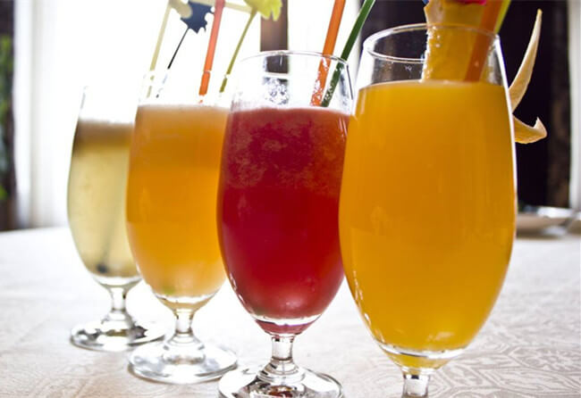 Love 100% Fruit Juices! Love Health!