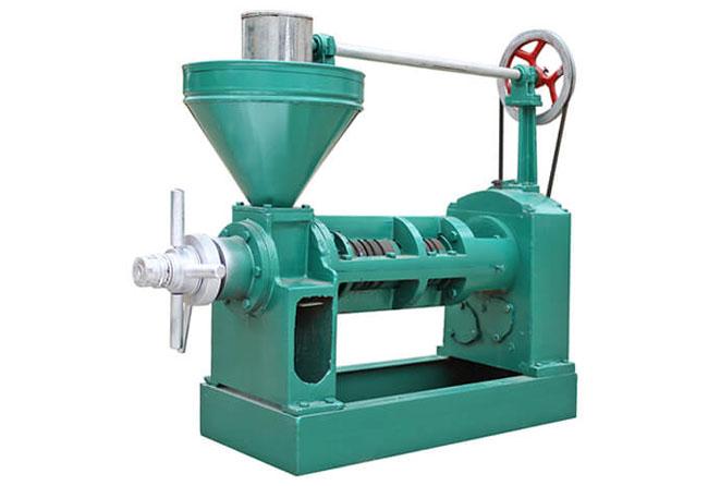Sunflower Seed Screw Oil Press