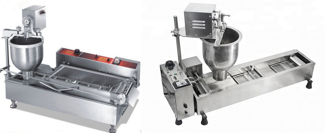 Automatic Doughnut Making Machine