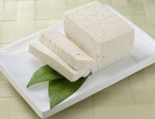 Something about Tofu and Its Health Benefits