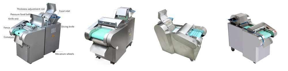 Multifunction Vegetable Cutting Machine Description