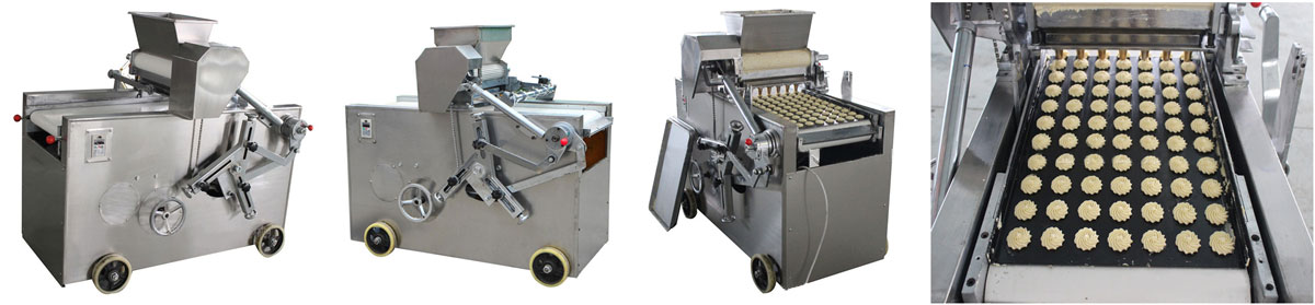 Multifunctional cookie machine introduction