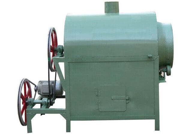 Oil Seeds Roasting Machine