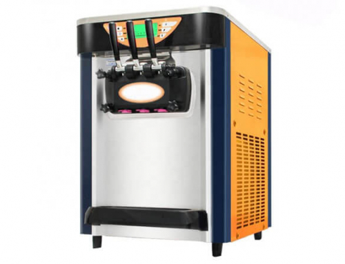 Commercial Ice Cream &Yogurt Machine