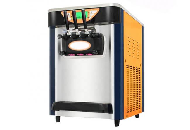Commercial Ice Cream &Yogurt Machine