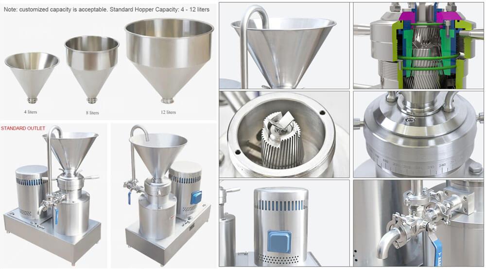 Soybean Paste Machine Advantages
