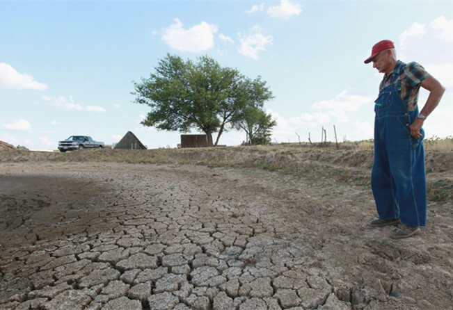 U.S. drought