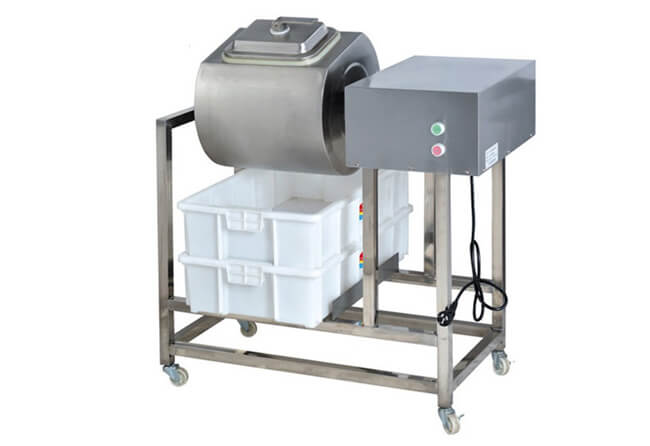 Vacuum Marinated Machine