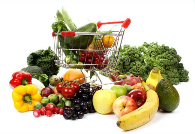 advantages to eat fruits and vegetables