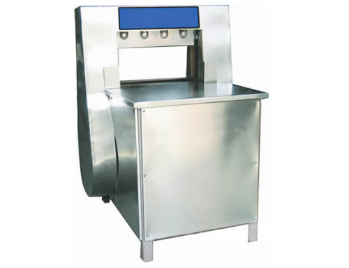 Frozen Meat Slicing Machine