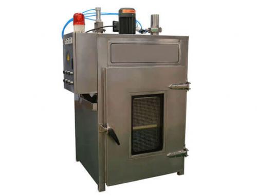 Meat Smoker Machine