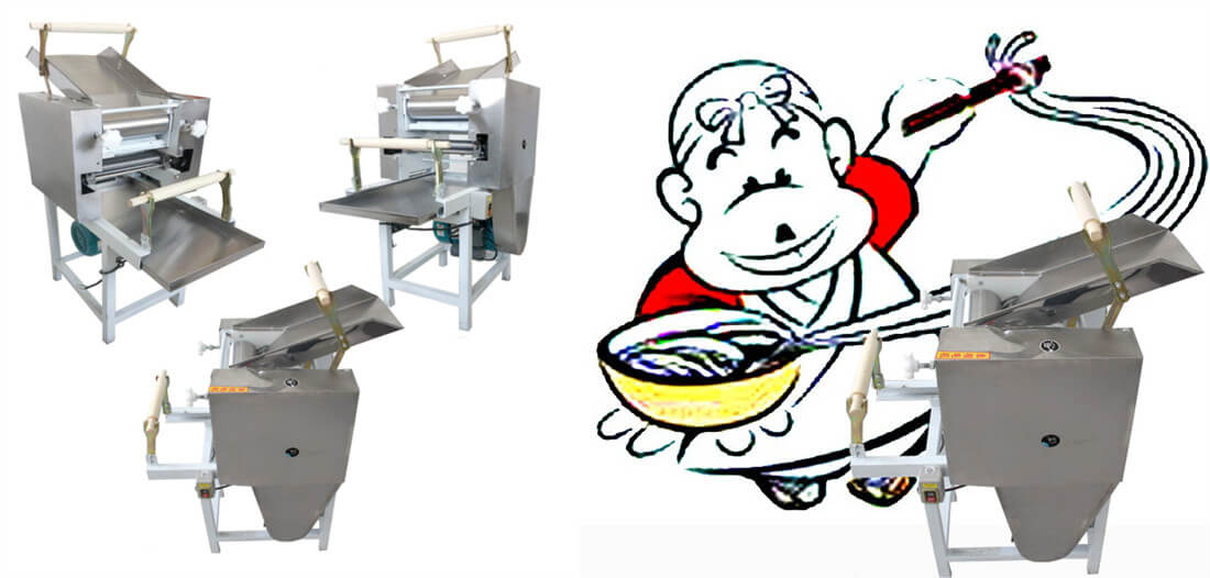 best noodle making machine