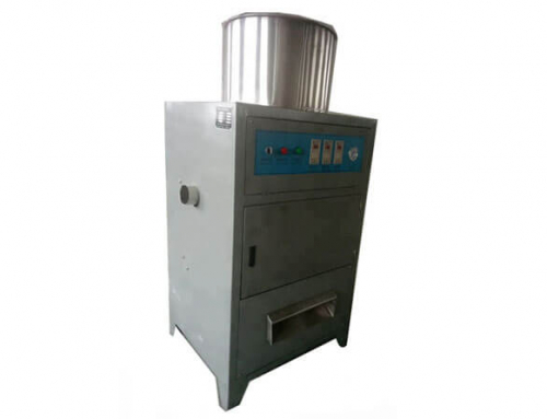 Pneumatic Cashew Peeling Machine