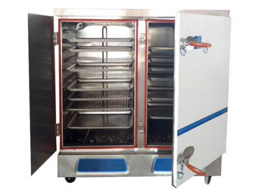 Cashew Steaming Machine