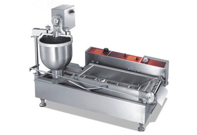 commercial automatic donut fryer maker machine