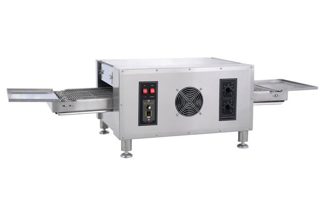 Conveyor Pizza Oven Machine