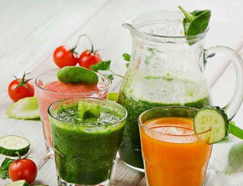 How to Drink Vegetable Juice in a Healthy Way