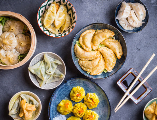 Dumplings Cultures in Different Countries