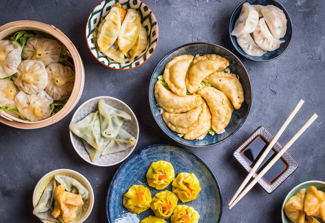 dumpling culture in different countries