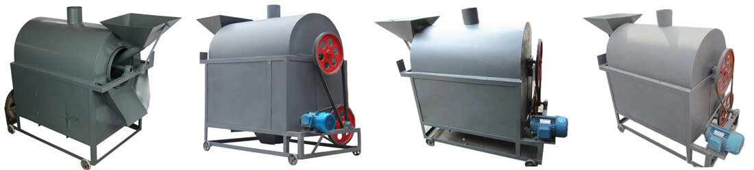 electric nut roasting machines for sale