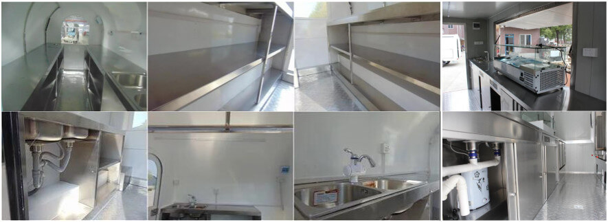 food cart trailer structure and configurationfood cart trailer structure and configuration