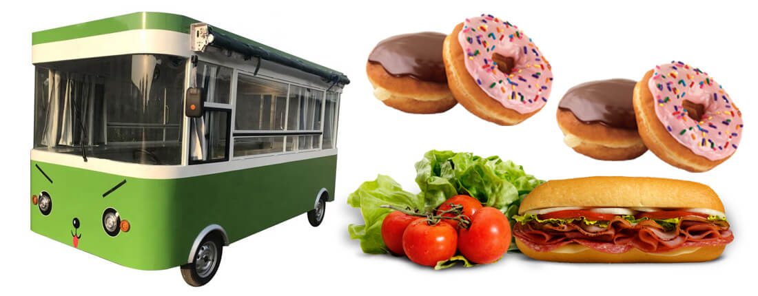 food vending bus
