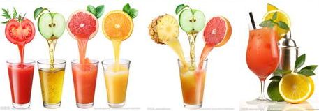 how to make fruit vegetable juice