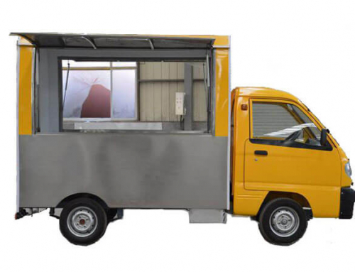 Honeybee Type Food Truck