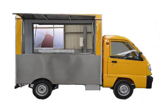 Honeybee Type Food Truck
