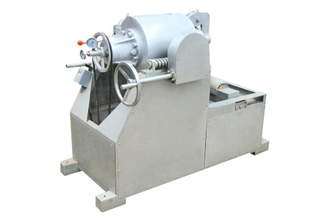 nut opening machine