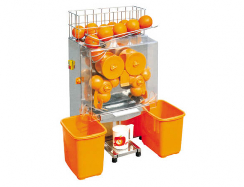 Automatic Orange Juice Extractor