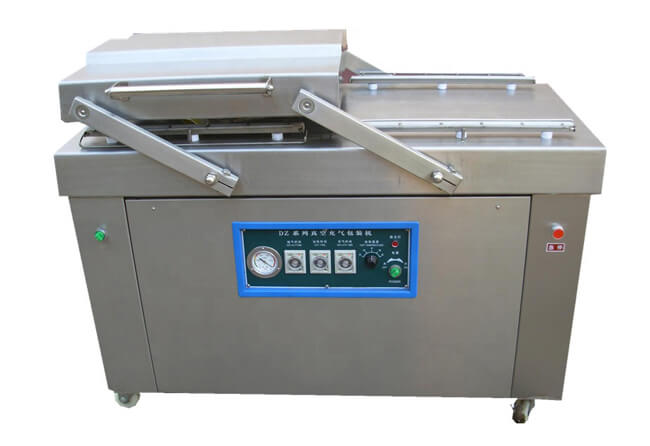 potato chips vacuum packing machine