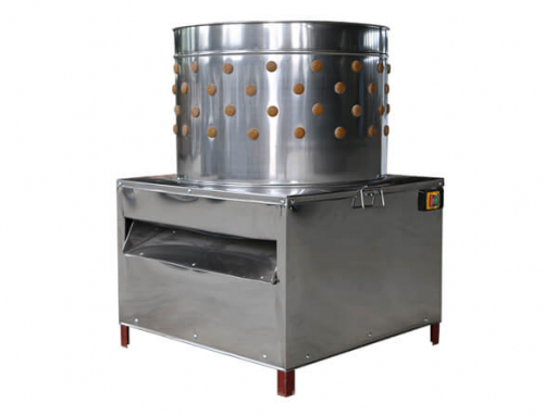 Poultry Hair Removing Machine