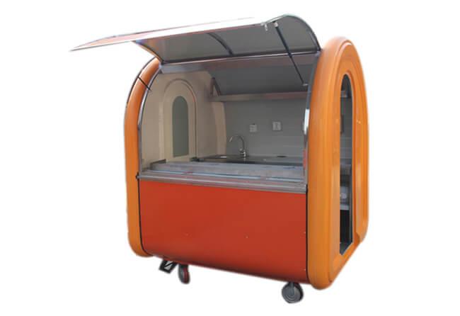 Mobile Push Cart