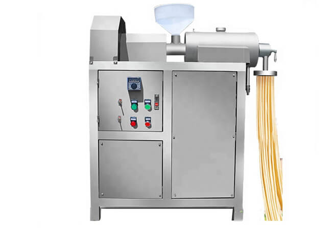 Rice Noodle & Vermicelli Machine