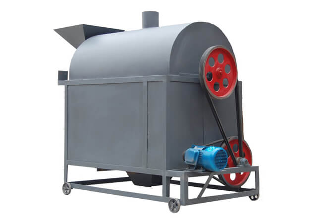 rotary nut roaster