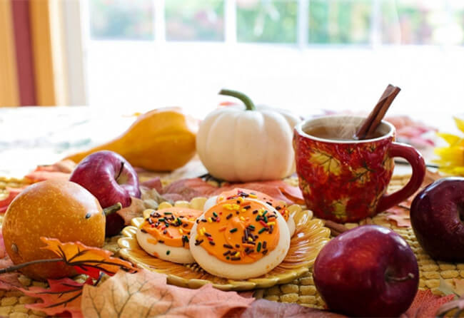 traditional Halloween foods